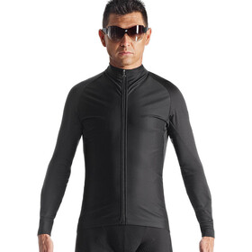 assos LS.milleIntermediateJacket_evo7 Jacket Men white/black
